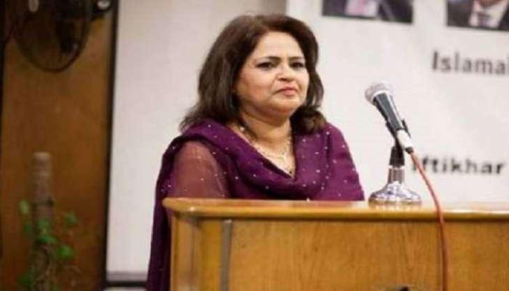Women potential should be utilized: Samina Fazil