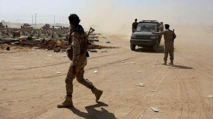 Yemeni Army Says 18 Houthi Rebels Killed Near Saada