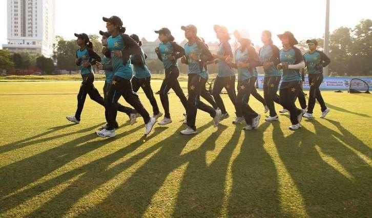 Pakistan players on ICC Women's Championship journey