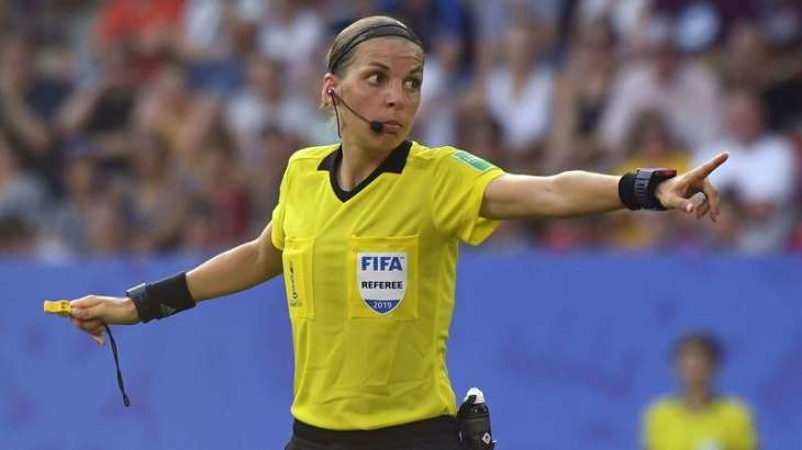 """The duo will be joined by history-making referee Stephanie Frappart and Italian """"Sheroe"""" Sara Gama as the ladies make their first appearance at DISC"""