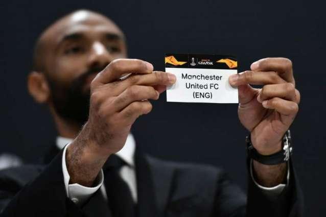 Manchester United draw Club Brugge in Europa League