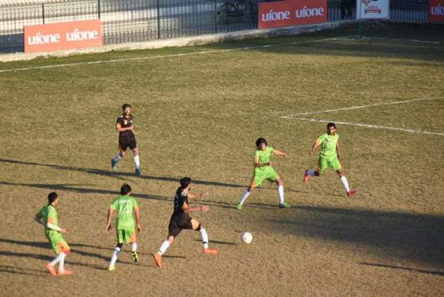 Ufone Khyber Pakhtunkhwa Football Cup: Peshawar Combined FC and DFA Chitral to battle it out in the title decider