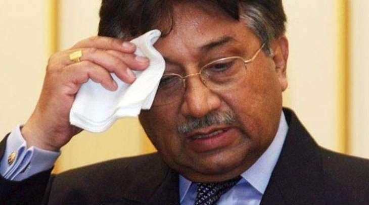 المحکمة الباکستانیة تصدر القرار المفصل لاعدام الرئیس السابق برویز مشرف