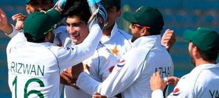 Pakistan beat Sri Lanka in Karachi Test by 263 runs, win series