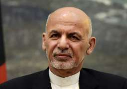 Ghani's Office Says US Ambassador's Remark on 'Commanding Mandate' Idle Under Constitution
