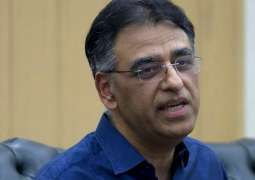 Approval accorded to transfer  Rs 200 billion for Hyderabad, Sukkur motorway: Asad Umar