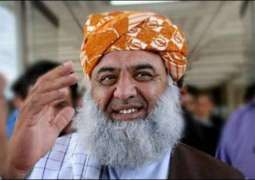 """""""Fake Assembly"""" will not be allowed to pass bill for extension of Army Chief,"""" says Fazl-ur-Rehman"""