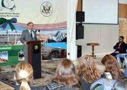 Pakistani students urged to boost learning abilities during US visit