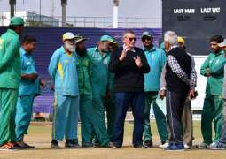 Andy Atkinson visits Pakistan to help PCB improve pitches