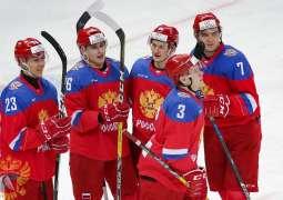 Russia Beats Sweden 5-4 to Reach Ice Hockey World Junior Championship Final