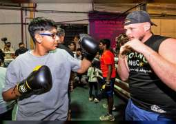 Children of determination to receive boxing training in first-of-its-kind initiative