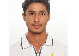 Teenage all-rounder Mohammad Shehzad sets eyes on ICC U19 Cricket World Cup