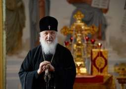 Russia Patriarch Calls on Orthodox Christians to Overcome Discord in His Christmas Message