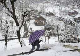 Snowfall and rain to  continue for more two days
