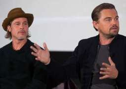 Brad Pitt dubs himself as the man with a 'disaster of a personal life' with Leonardo DiCaprio