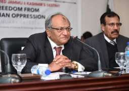 "NUST arranges seminar on ""Indian-Occupied Jammu & Kashmir's Destiny: Freedom from Indian Oppression"""
