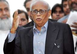 Pakistan loses great jurist Fakhruddin G. Ebrahim