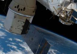 SpaceX's Dragon Cargo Ship Leaves Orbital Station After Resupply Trip - NASA