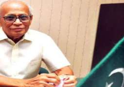Prominent jurist, former chief election commissioner Fakhruddin G. Ebrahim passes away