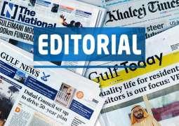 UAE Press: Dubai's new visa holds promise for tourism, economy