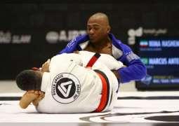 65 countries participating in Abu Dhabi Grand Slam Jiu-Jitsu World Tour