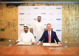 Etihad and Miral sign agreement naming Etihad Arena new entertainment venue on Yas Island