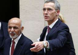 Afghan President, NATO Chief Plan for Future Meeting