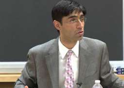 Task of improvimng economy is still pending for government: Dr. Moeed Yousaf
