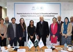 UNHCR, PPAF start livelihood project