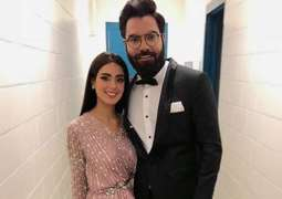 Yasir Hussain claps back at troll with a hilarious comment on his marriage with Iqra Aziz