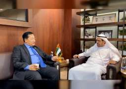 WMCC Chairman meets Cambodian Minister of State for Labour and Vocational Education