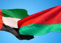 UAE, Belarus to bolster ties in sport