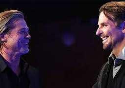 Brad Pitt thanks Bradley Cooper for pushing him into sobriety after Angelina Jolie split
