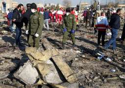 Iranian Military Says Ukrainian Plane Crash Was Consequence of US Actions in Region