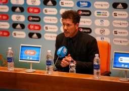 زيدان : حصول ريال مدريد على السوبر الإسباني ثمرة عمل وجهد .... ومدرب أتلتيكو يؤكد  نافسنا بشرف