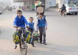 Punjab, KP schools reopen after extended winter vacations