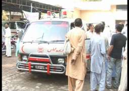 One wedding guest dies, 5 injured during firing in wedding party in Sargodha