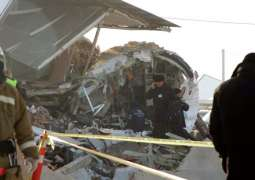 Aviation Committee Says Completed Decoding Recorders From Plane That Crashed Near Almaty