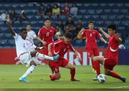 UAE revive qualification hope with 2-0 win over DPR Korea