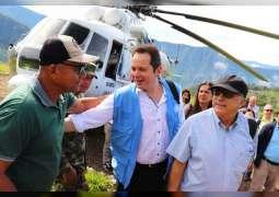 الأمم المتحدة تتعهد بمواصلة دعم عملية السلام في كولومبيا