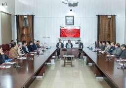 Chinese Agriculture Commissioner visited UVAS