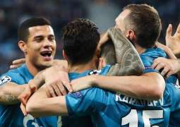 Russia's Zenit Only Eastern European Football Club in Top-30 With Most Revenue - Report