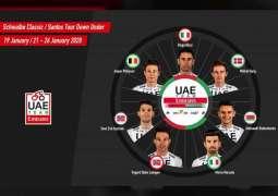 UAE Team Emirates kick off 2020 season in Australia