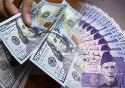 Pakistani rupees gains 20 paisa strength against US dollar today
