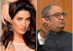Mehwish Hayat warns Canadian journalist to verify things before sharing on social media