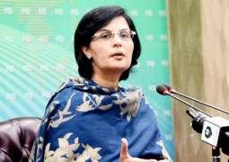 140000 were govt employees among recipients of stipend under BISP:  Dr Sania Nishtar