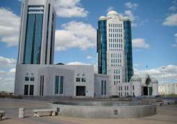 Kazakh Parliament Backs Measures Expanding Presidential Powers on Applying Martial Law
