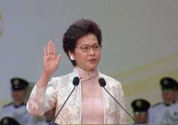 Endurance of '1 Country, 2 Systems' Status Quo Conditional on Protesters - Hong Kong Chief