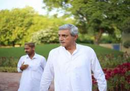 GDA will remain strong ally with PTI: Jahangir Khan Tareen