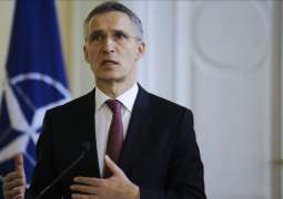 NATO Chief to Visit Italy Thursday to Inaugurate Alliance's New Surveillance Drones